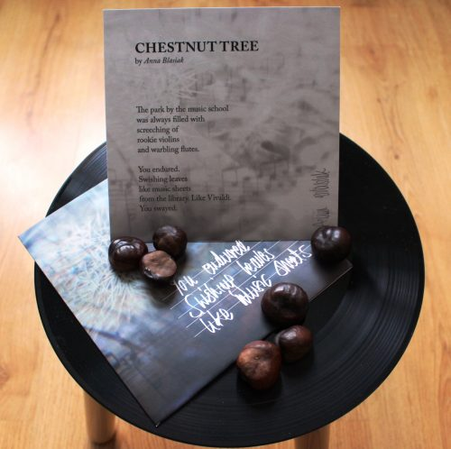 anna blasiak chestnut tree